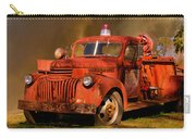 Big Fire - Old Fire Truck Carry-all Pouch