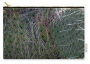 Big Fluffy Cactus Carry-all Pouch