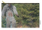 Big Foot Area Carry-all Pouch