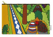 Big Foot Carry-all Pouch by Rojax Art