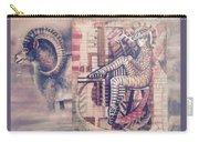 Big Horn Dancer Carry-all Pouch