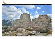 Big Horn Mountains In Wyoming Carry-all Pouch