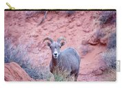Big Horn Sheep Carry-all Pouch