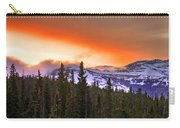 Big Horn Sunset Carry-all Pouch