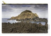 Big Lava Rock Madeira Portugal Carry-all Pouch