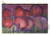 Big Love Poppies Carry-all Pouch
