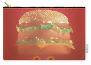 Big Mac Poster Carry-all Pouch