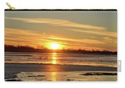 Big Marsh Sunset 4 Carry-all Pouch