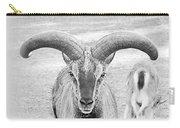 Big Moufflon Ram Carry-all Pouch