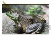 Big Old Bullfrog Carry-all Pouch