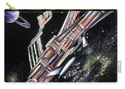 Big, Old Space Shuttle Of Dead Civilization Carry-all Pouch
