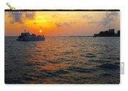 Big Pass Sunset Sarasota Florida Carry-all Pouch
