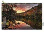 Big Piney Sunset Carry-all Pouch
