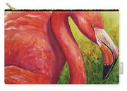Big Pink Carry-all Pouch