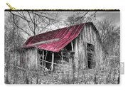 Big Red Carry-all Pouch by Debra and Dave Vanderlaan