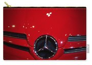 Big Red Smile - Mercedes-benz S L R Mclaren Carry-all Pouch