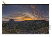 Big Rock Panorama Carry-all Pouch