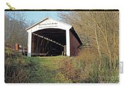 Big Rocky Fork Bridge Indiana Carry-all Pouch
