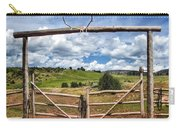 Black Mountain Ranch Carry-all Pouch