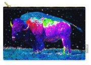 Big Snow Buffalo Carry-all Pouch