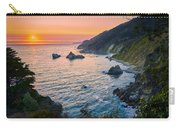 Big Sur Evening Carry-all Pouch