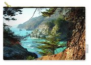 Big Sur Vista Carry-all Pouch by Charlene Mitchell