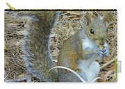 Big Tail Little Nut Carry-all Pouch