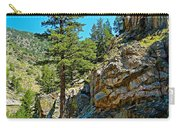 Big Thompson Canyon Pre Flood Moment 2 Carry-all Pouch