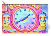 Big Time Boots - Nashville Hot Pink Carry-all Pouch