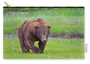 Big Ugly Grizzly Boar Claws Carry-all Pouch