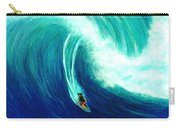 Big Wave North Shore Oahu #285 Carry-all Pouch