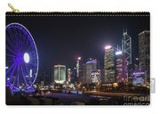 Big Wheel In Hong Kong Central Carry-all Pouch