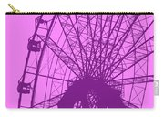 Big Wheel Purple Carry-all Pouch