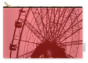 Big Wheel Red Carry-all Pouch