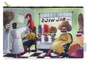 Big Wigs And False Teeth Carry-all Pouch