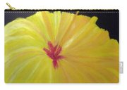 Big Yellow Hibiscus Carry-all Pouch