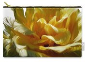 Big Yellow Rose Carry-all Pouch