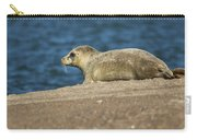 Big Eyed Baby Carry-all Pouch