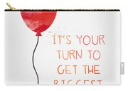 Biggest Balloon- Card Carry-all Pouch