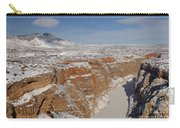 Bighorn Canyon, Montana Carry-all Pouch