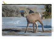 Bighorn Lamb 2 Carry-all Pouch