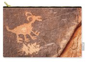 Bighorn Petroglyph Carry-all Pouch