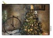 Bike - I Wanna Bike For Christmas  Carry-all Pouch
