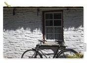 Bike At The Window County Clare Ireland Carry-all Pouch