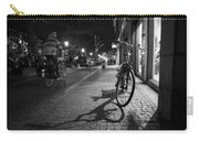 Bike Between Lights And Shadows, Netherlands Carry-all Pouch