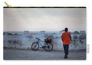 Bike In Essaouira Carry-all Pouch