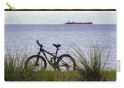 Bike On The Bay Carry-all Pouch
