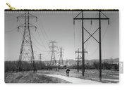 Bike Power On Platte Trail Carry-all Pouch