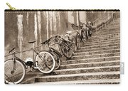 Bike Stairs Zurich Carry-all Pouch