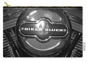 Biker Blues Carry-all Pouch